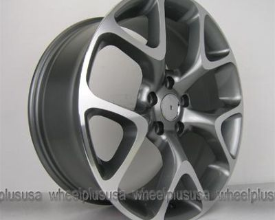 18 5x110 Aero Opel Chevy Cobalt Hhr Malibu Ls Lt Ss Saab 93 94 Wheels Tires Pkg
