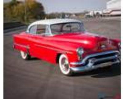 1953 Oldsmobile Super 88 Holiday Hardtop Coupe V8