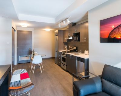 Apartment 2BR Perfect for Corporates/Family /Downtown Ottawa - Centretown