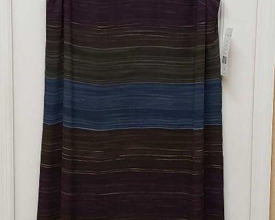 *As-is* Josephine Chaus Sheath Maxi Dress, size 22