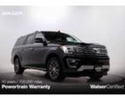 2020 Ford Expedition Black, 48K miles