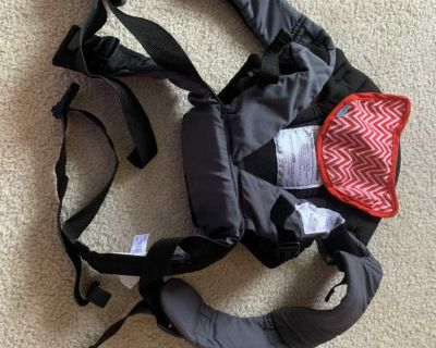 Infantino baby carrier with newborn insert
