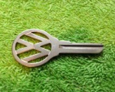 1955-1963 ignition door handle key blank split bus