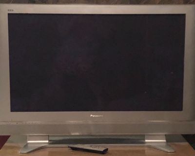 "Panasonic Flat Screen 42"" Plasma TV"