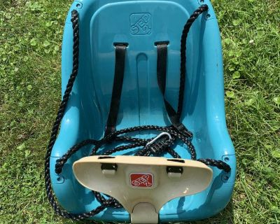 Step 2 infant - toddler swing seat