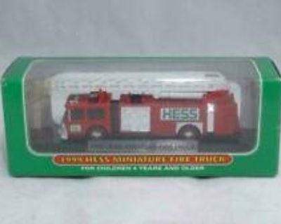 HESS mini 1999 and up brand new $6 each
