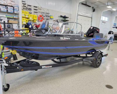 2021 Triton 186 ALLURE WT Ski & Fish Boats Kaukauna, WI