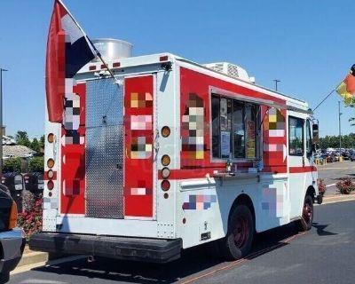 2001 Chevrolet P42 Workhorse Diesel 20' Step Van Kitchen Food Truck