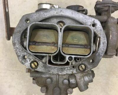 Porsche 914 Carburetor and Intake Manifold