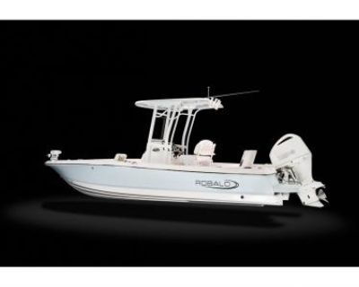 2021 Robalo 246 Cayman arriving mid May 2021 Changes can be made up to 03/12/21