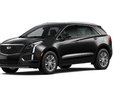 New 2022 Cadillac XT5 Premium Luxury All Wheel Drive SUV