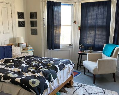 Private room with shared bathroom - San Francisco , CA 94117