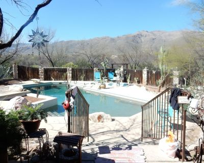 "Caliente Creek Ranch ""The Breeze"" - Tanque Verde"