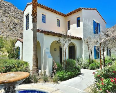 Stunning 2-Story Spanish Townhome, Mtn. View, Private Patio, 2-Car Gar. and More! (L55) - La Quinta