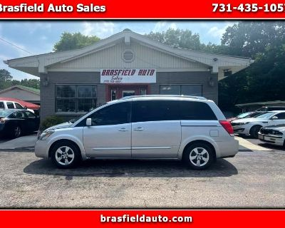 Used 2008 Nissan Quest .