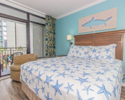 1 Bedroom with Sectional Sofa Grande Cayman 314 - Myrtle Beach