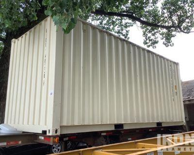2019 CIMC CF20C-195D Storage Container