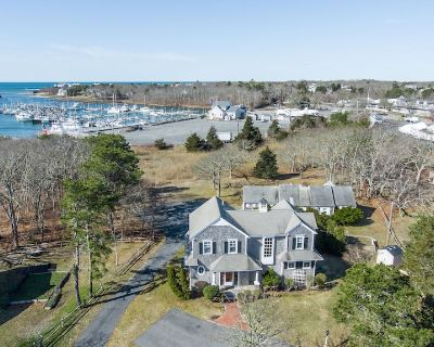 #727: Harbor View, 1 Min. Walk to Neel Rd Beach, Patio, Treadmill, Gas Fireplace, & Central A/C! - Harwich Port