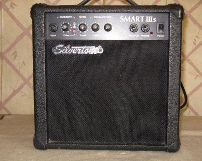 Silvertone Smart III Guitar Amp