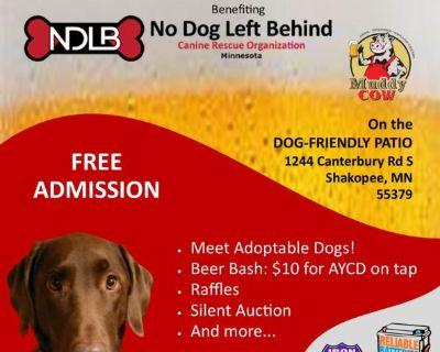 PETSTEMBERFEST 2021 - Benefits No Dog Left Behind Rescue