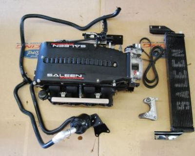 2005-2010 Mustang Gt 3v Saleen Supercharger