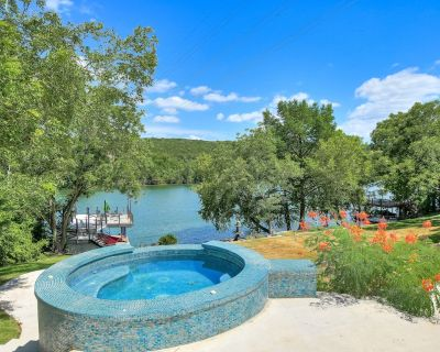 ABOVE BUNGALOW I Lake Front I Up to 8 Beds | Bocce I BoatDock | Spa - Panorama Ranch
