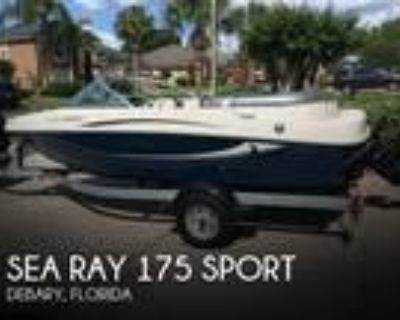 17 foot Sea Ray 175 Sport