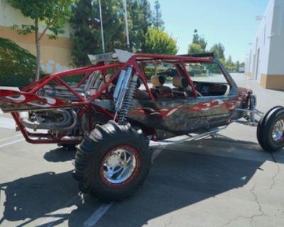 Wicked Sand Car
