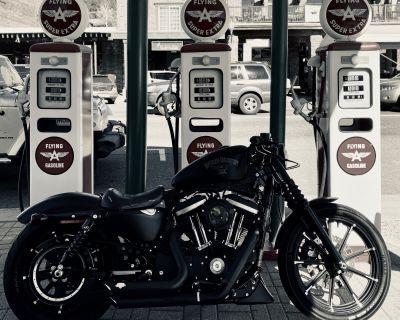2017 Harley-Davidson SPORTSTER 883 IRON