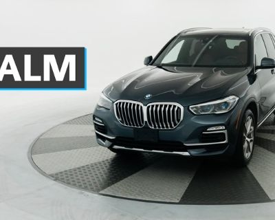 Pre-Owned 2019 BMW X5 xDrive50i With Navigation & AWD
