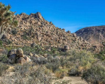 Joshua Tree Ranchito Surrounded By Epic Mesas, Boulders, Mature Trees In Exclusive Area Of Pioneertown, Pioneertown, CA