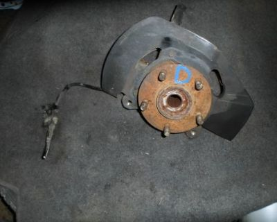 Mitsubishi 3000gt / Dodge Stealth Hub Assembly Turbo Abs Driver Side