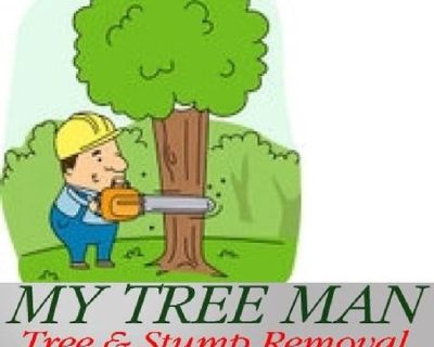 AFFORDABLE TREE SERVICES | FREE ESTIMATES TREE CUTTING SERVICE Tree Service