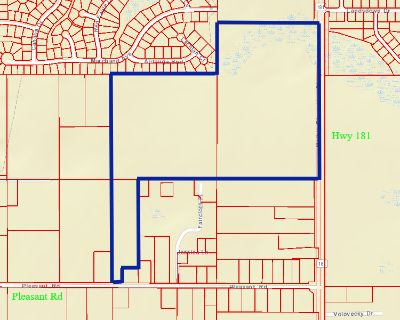 109 Acre Prime Development Opportunity on Hwy 181