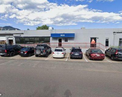 Central Boulder Manufacturing Building For Sale