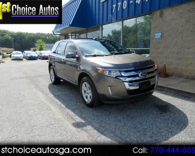 Used 2014 Ford Edge 4dr SEL AWD