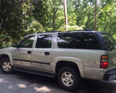 FS 2006 Chevrolet Suburban 4x4