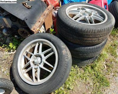 """18"""" Aluminum Mag Wheels"""