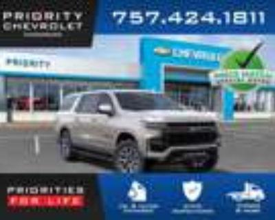 2021 Chevrolet Suburban Z71
