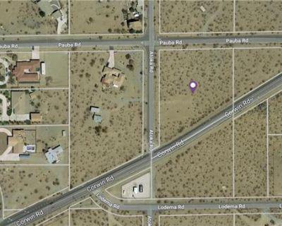 View lot for custom home (MLS# 537979) By Orrin H. Joseph