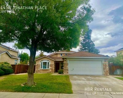 Jefferson School District Tracy 3 Bedroom Rental Home ! Move in READY!