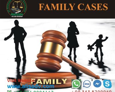 Family Cases Lawyer