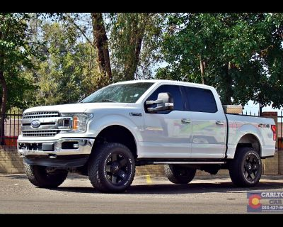"""Used 2018 Ford F-150 4WD SuperCrew 150"""" XL"""