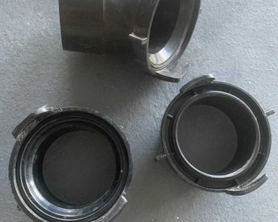 Trailer sewer parts