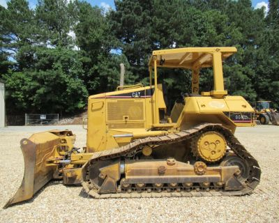 2004 CATERPILLAR D6N XL Dozers, Crawler Tractors