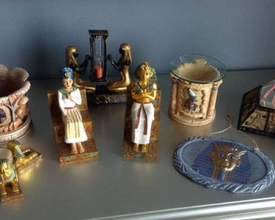 Egyptian Collectibles Figurines Statues