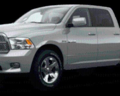 2009 Dodge Ram 1500 Laramie Crew Cab Regular Bed 2WD