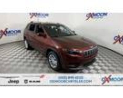 2021 Jeep Cherokee Red, new