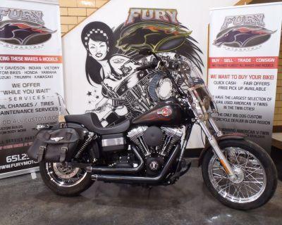 2006 Harley-Davidson Dyna Street Bob Cruiser South Saint Paul, MN