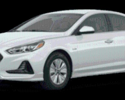 2018 Hyundai Sonata Hybrid SE 2.0L
